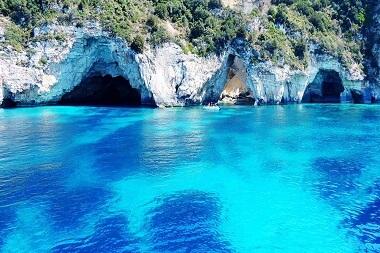 Paxos-Antipaxos & Caves Tour